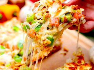 Delicious Cheese Pizza