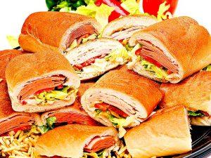 Sandwich Platter Catering