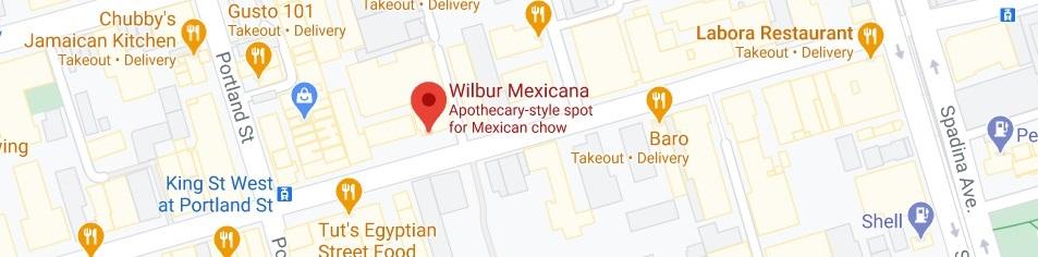 Wilbur Mexicana Location