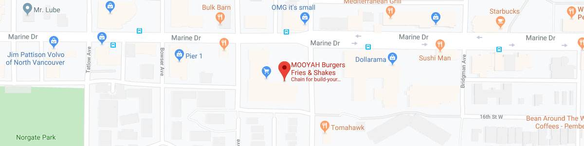 Mooyah Burgers, Fries & Shakes location