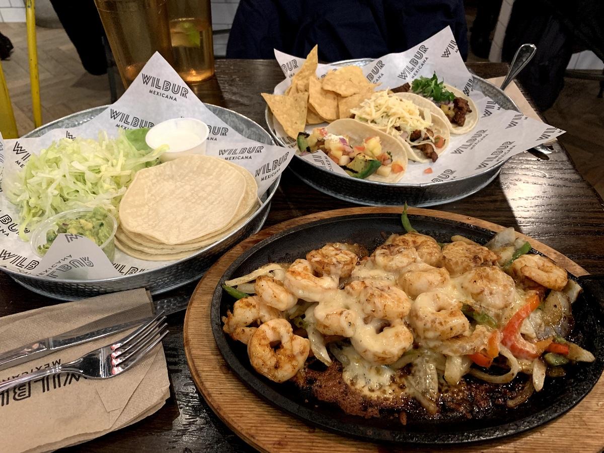 Wilbur Mexicana Food