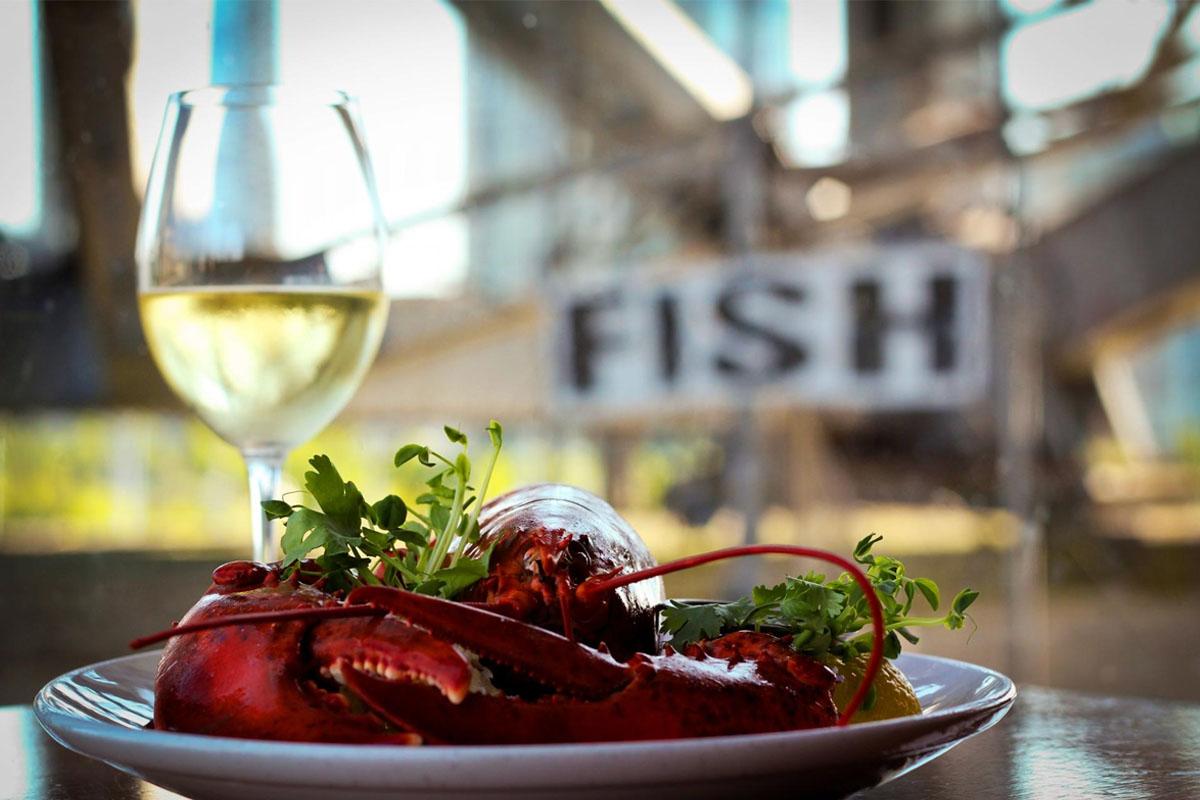 The Sandbar Seafood Restaurant Food
