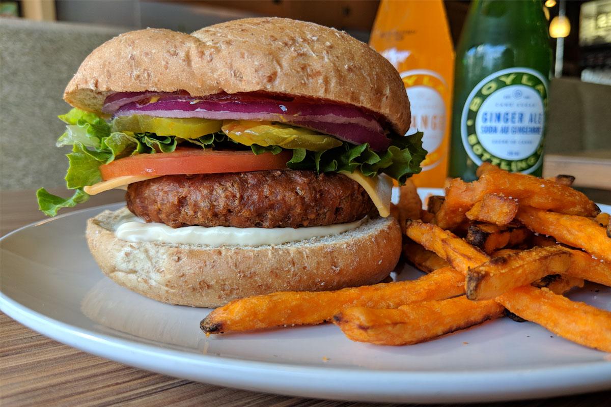 veggie fastfood