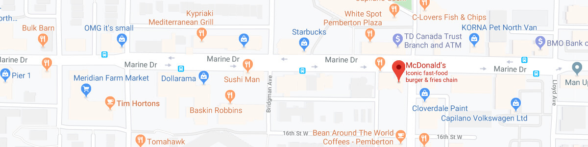 McDonald's Location
