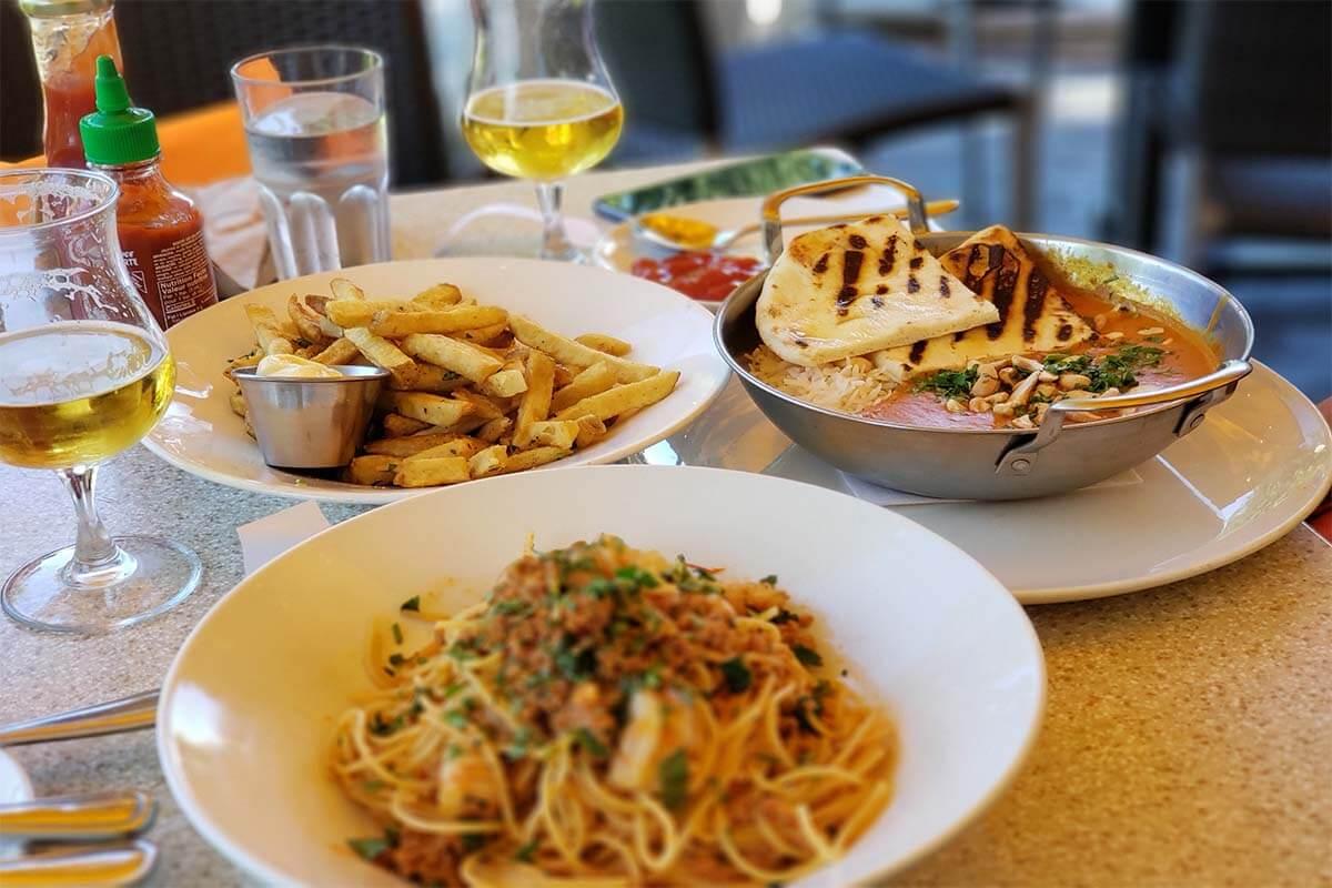 Best Restaurant North Vancouver
