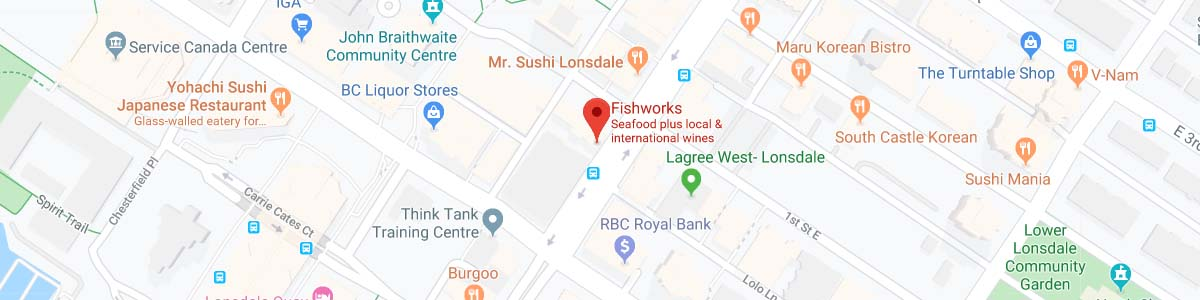 location Fishworks
