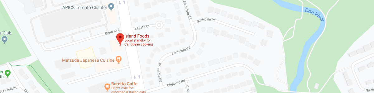 Island Foods location