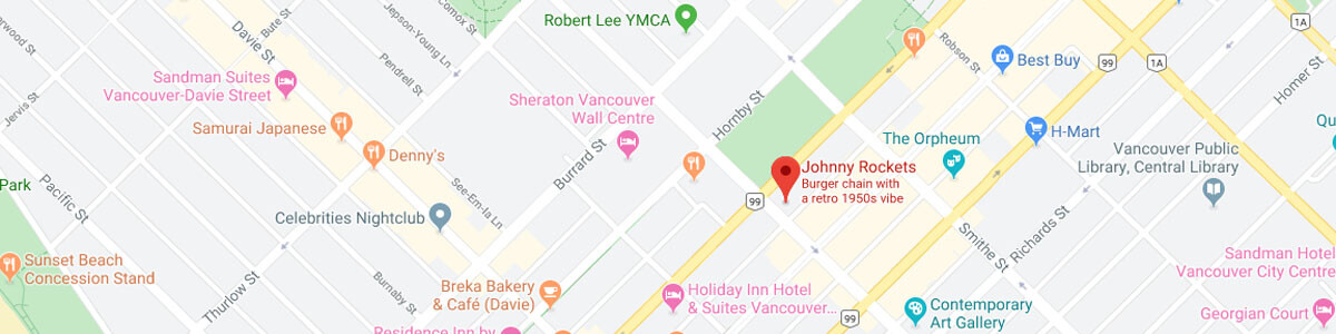 Johnny Rockets location