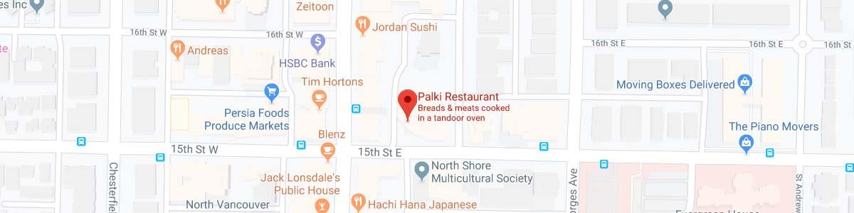location Palki Restaurant