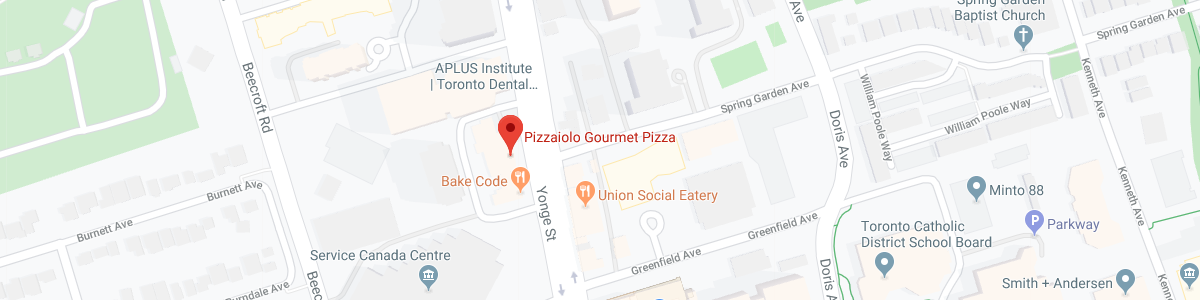 Pizzaiolo location