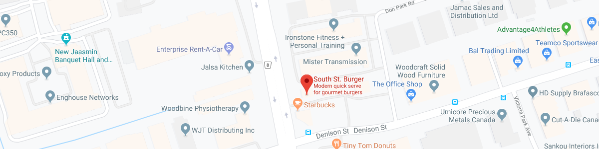 South St. Burger location