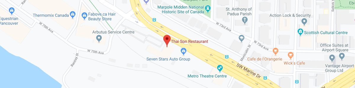 Best Fast Food Dinner in Vancouver