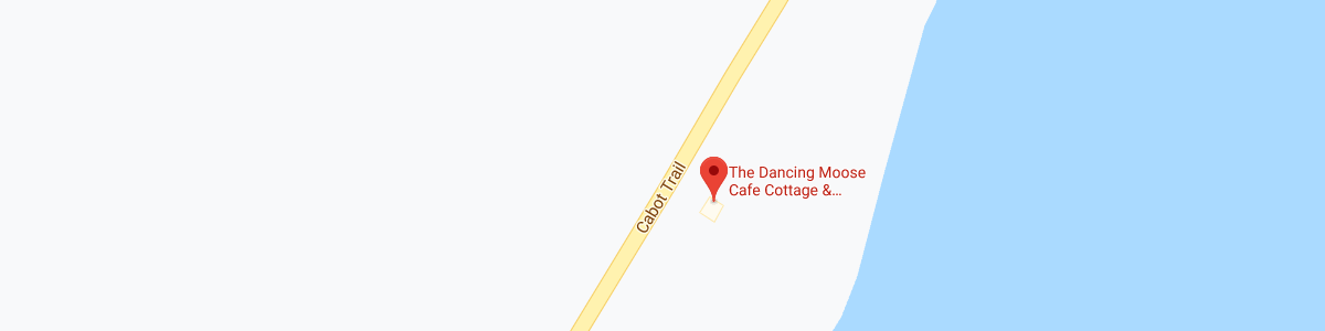 The Dancing Moose Cafe, Cottage and Camping Cabins