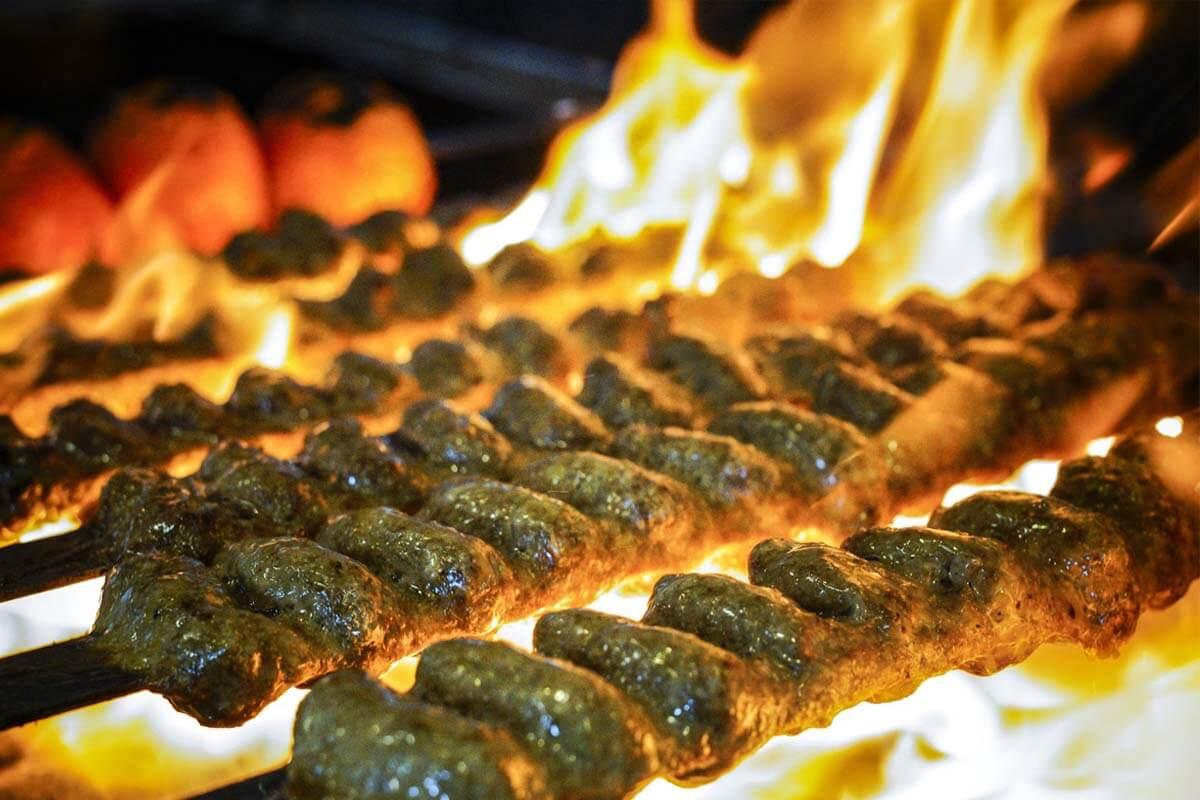 Yummy Donair Kebab