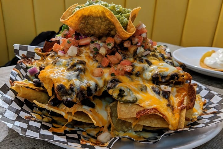 Chihuahua's Mexican Grill food