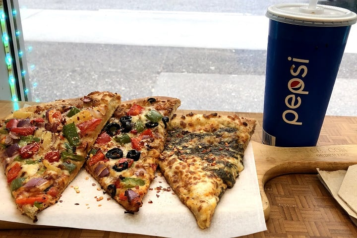 Freshslice Pizza food