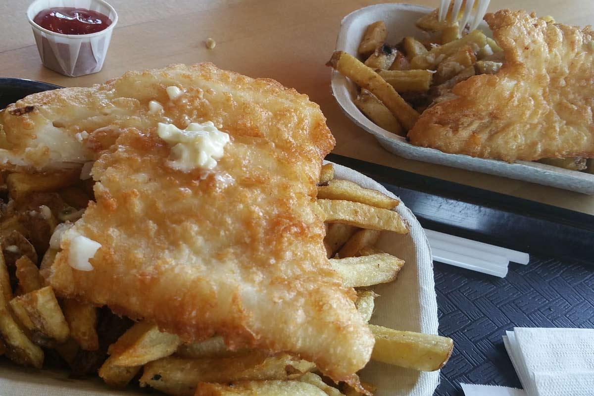 Montgomery's Fish & Chips