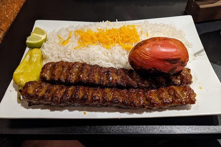 Mehman Restaurant food