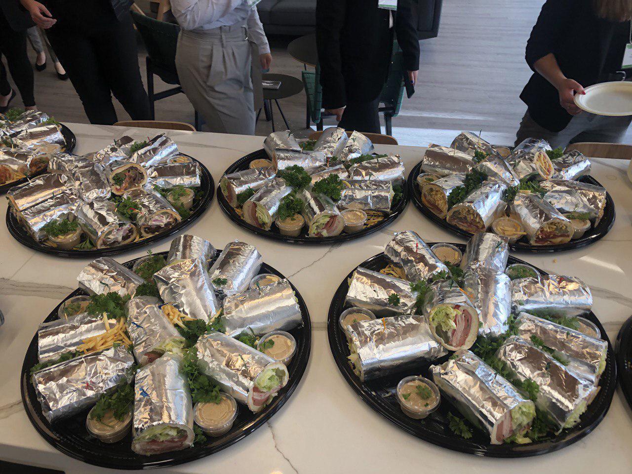 Haida Catering Food