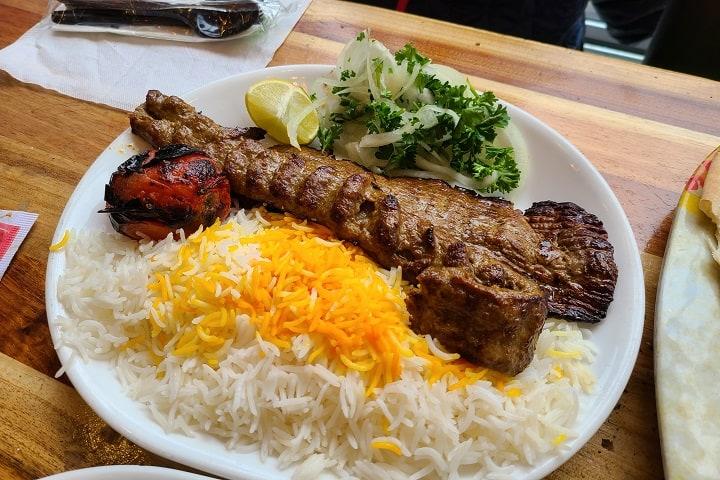 Yaas Grill Restaurant food