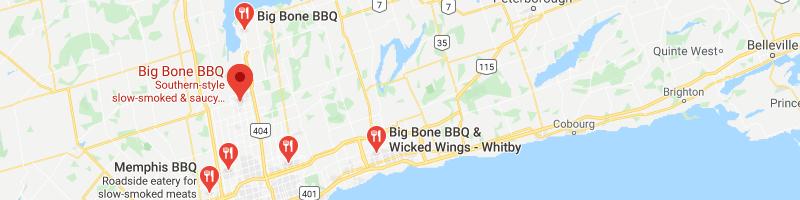 Big Bone BBQ & Wicked Wings