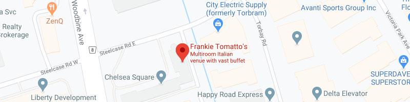 Frankie Tomatto's