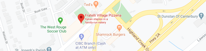 Fratelli Village Pizzaria