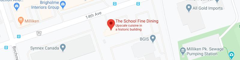 The School Restaurant