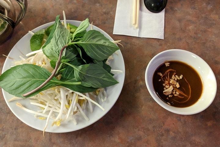 Pho Japolo food