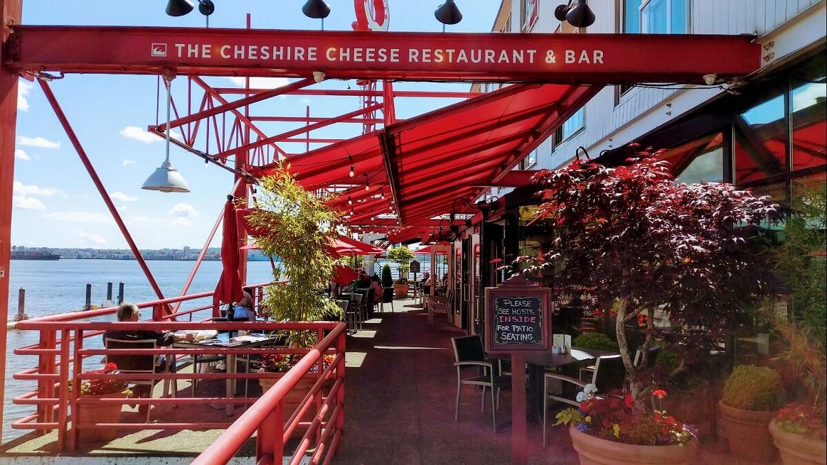 Cheshire Cheese Restaurant & Bar