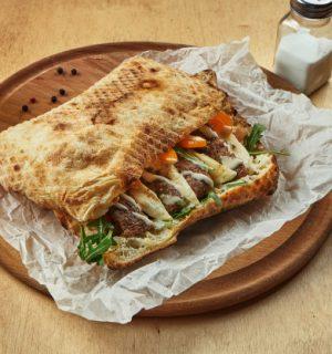 Italian Beef sandwich Recipe