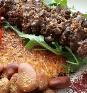 Sour kebab