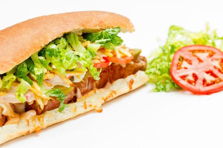 Haida Sandwich (Opening hours: 11 AM – 11 PM)