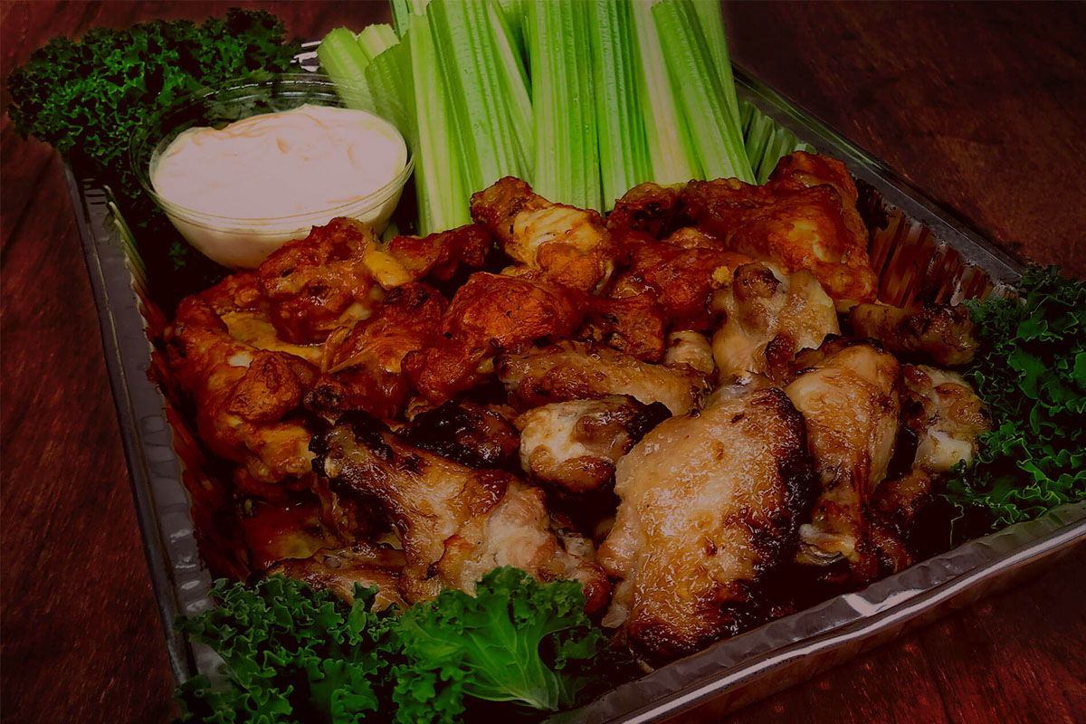Haida catering (offering delivery services to Thornhill)