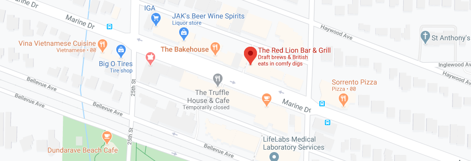 Red Lion Bar and Grill
