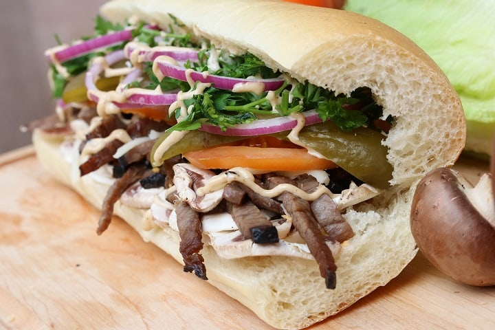 Haida Sandwich (offering delivery services to North Shore)
