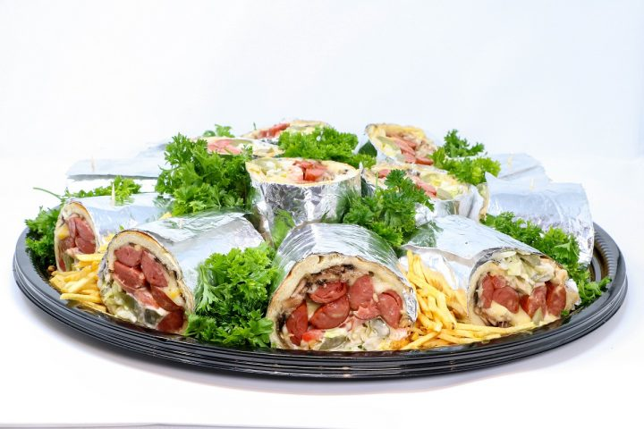 Haida catering (offering delivery service to Richmond Hill)