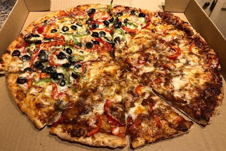 DJJ's Wedge Pizza