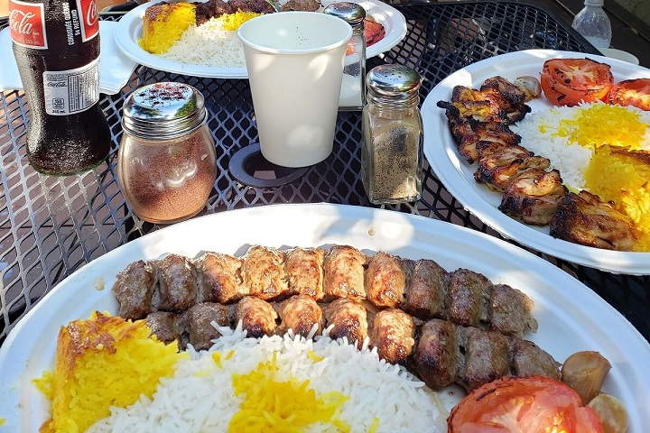 Mani Persian Food