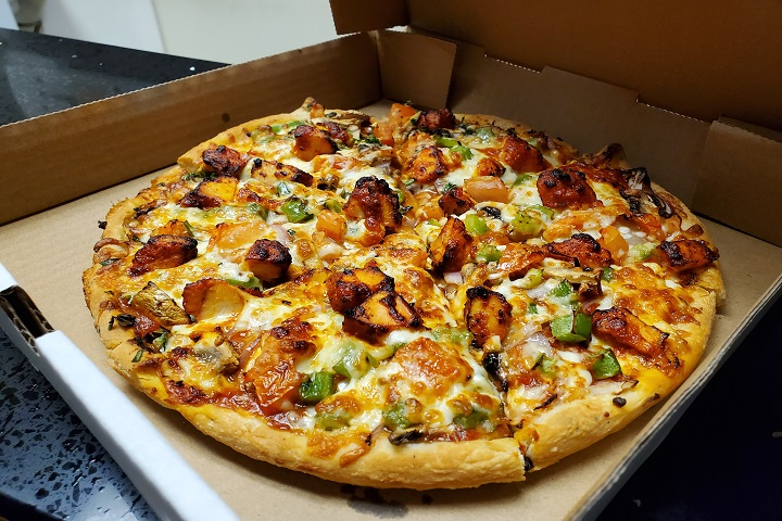 Mr. Pan Pizza & Indian Curry House