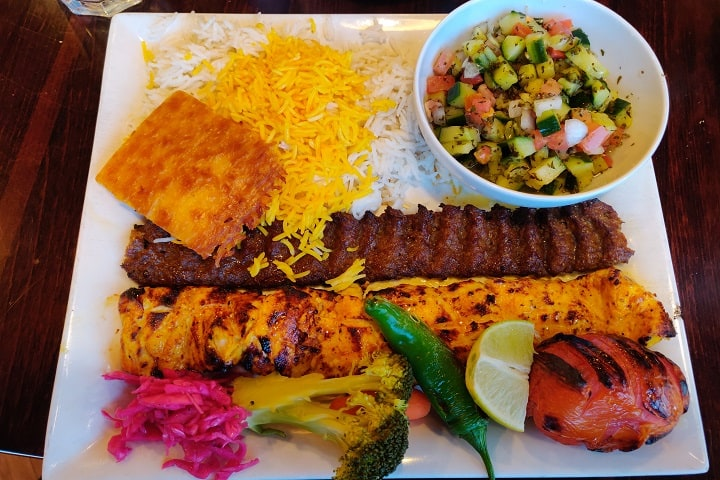 Rose Persian Cuisine Restaurant
