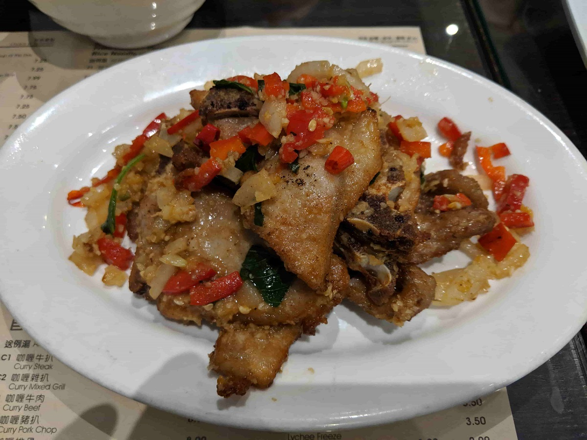 發記茶餐廳 Viet Kong Restaurant