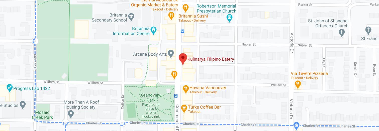 Kulinarya Filipino Eatery