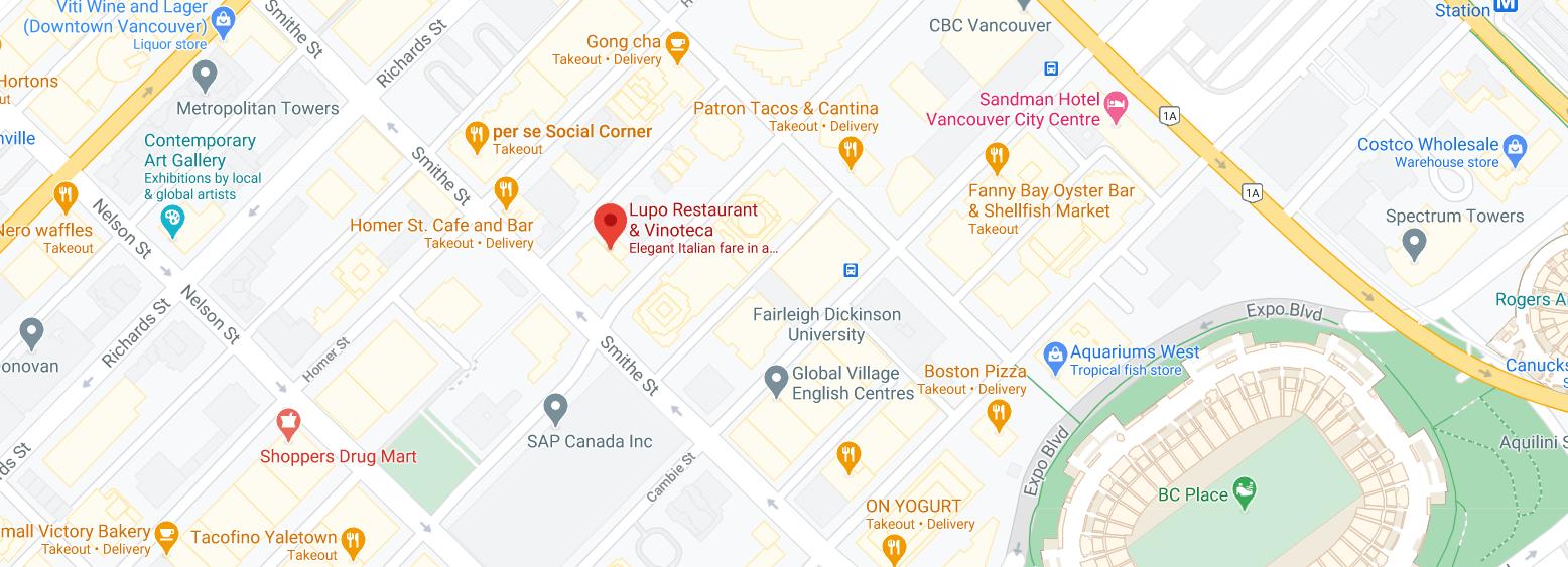 Lupo Restaurant & Vinoteca