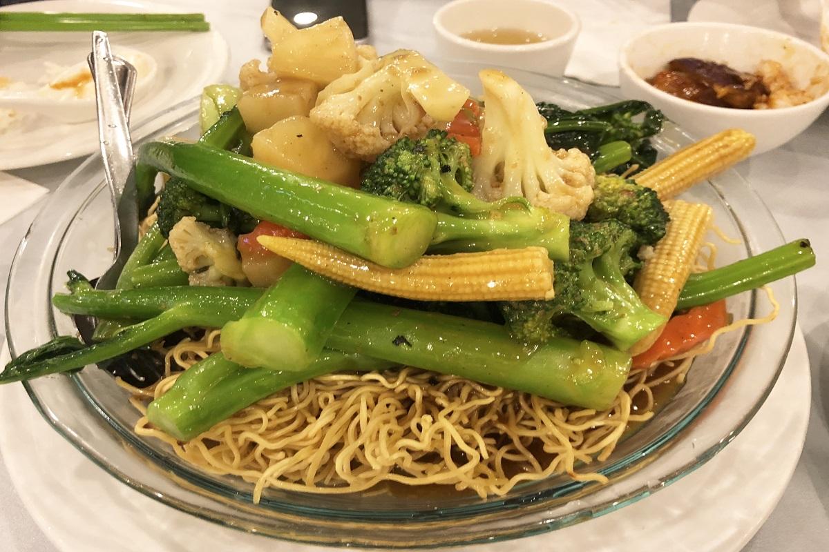 Po Kong Vegetarian Restaurant