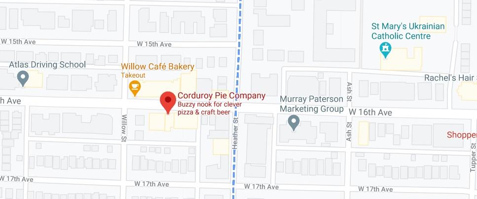Corduroy Pie Company