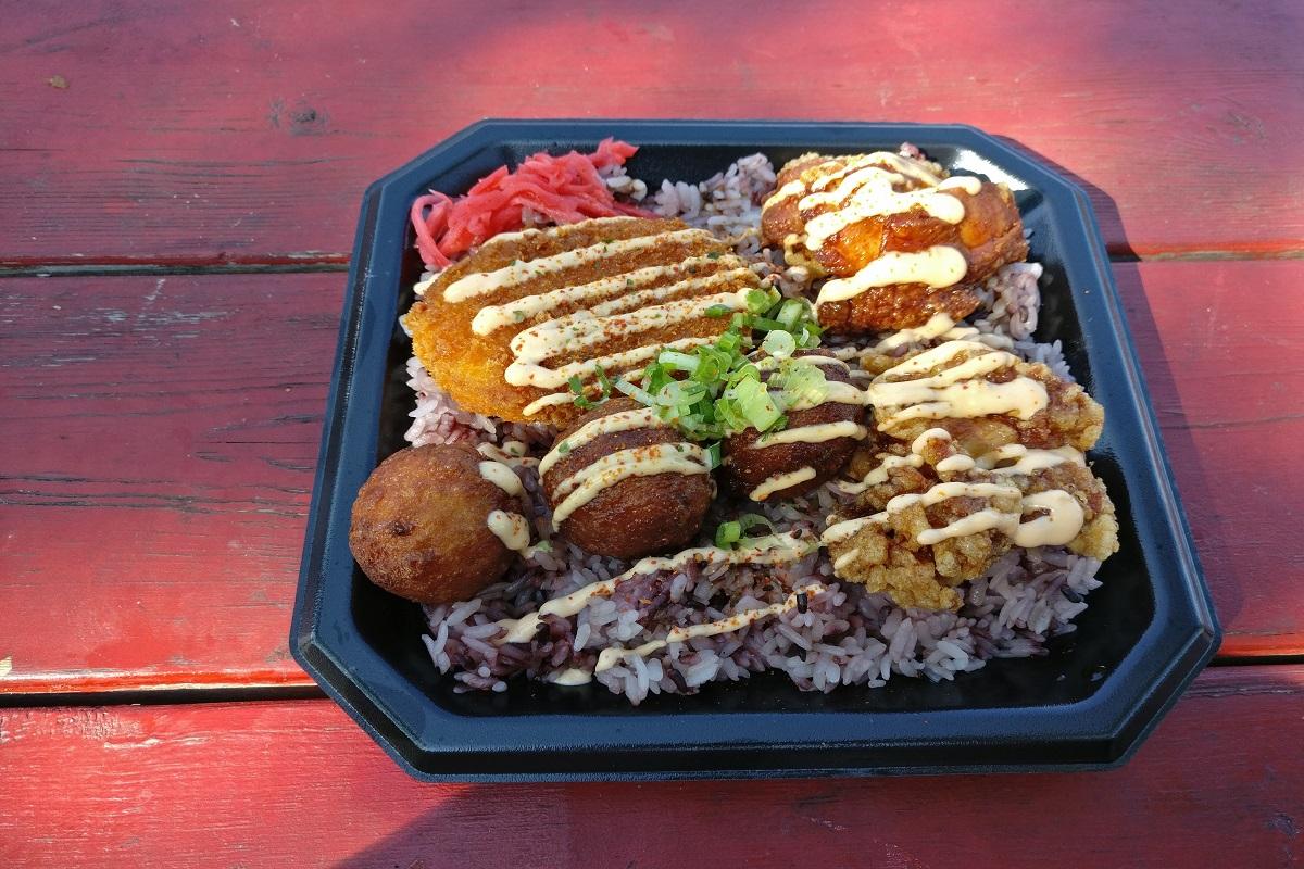 Gushi Japanese Street Food (Kensington Market)