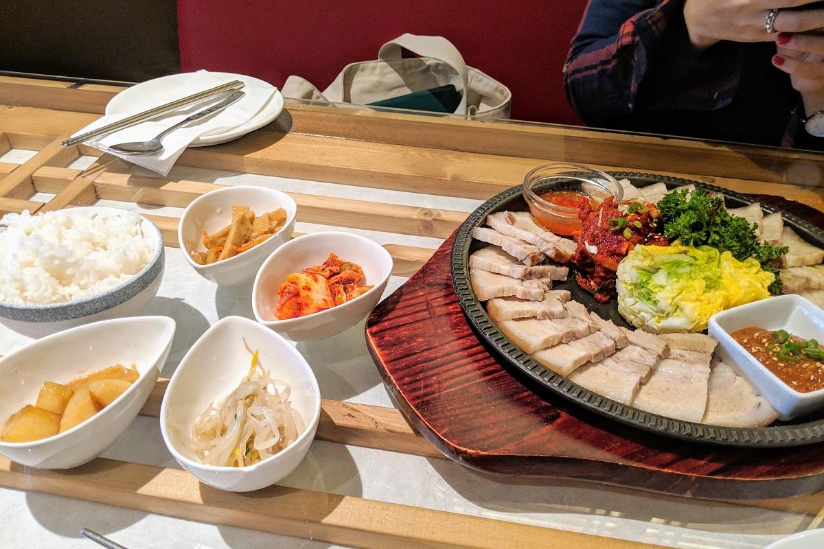 So Hyang Korean Cuisine