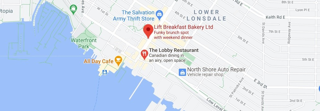 Lift Breakfast Bakery Ltd