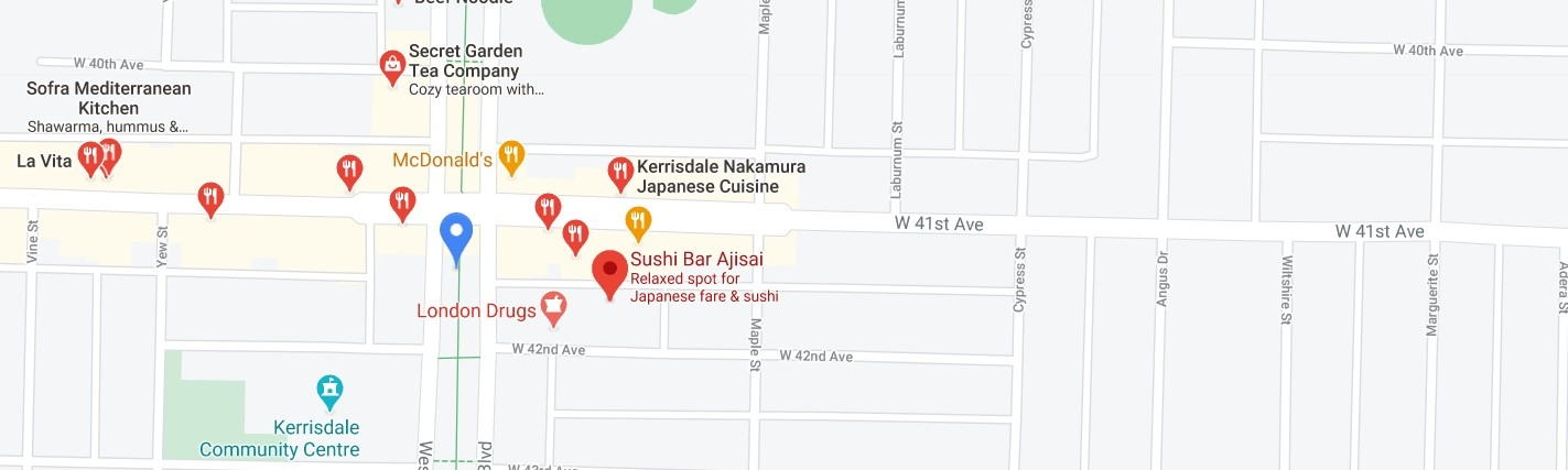 Sushi Bar Ajisai